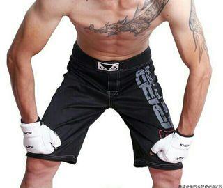 pantalones mma bad boy