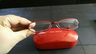 Montura gafas Miss Sixty rojas