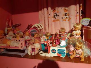 muñecas nenucos nuevas