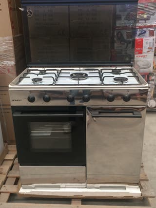 Cocinas de gas con horno de segunda mano en wallapop - Cocinas de gas industriales de segunda mano ...