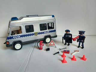 Playmobil Furgón Police 4023