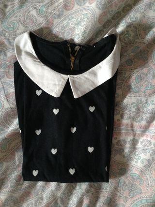 Camiseta cuello bb
