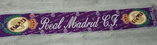 2 Bufandas Real Madrid