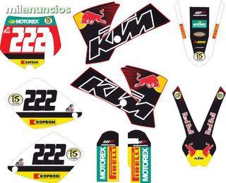 ADHESIVOS KTM SX50, 65, 85