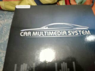 sistema multimedia coche volswagen passat