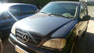 Mercedes-benz ml 1999