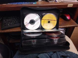 45 CDS Y DVDS DE MUSICA ANDALUZA