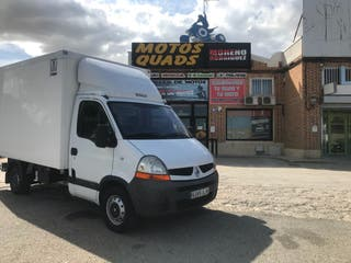 renault Master 2008 isotermo