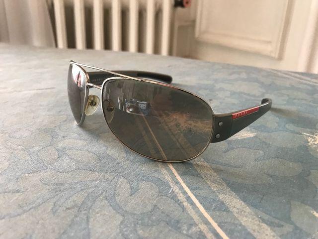 564f96cab6 Gafas prada originales de segunda mano por 50 € en Terrassa en WALLAPOP