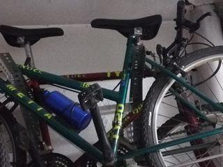 2 Bicicletas MTB