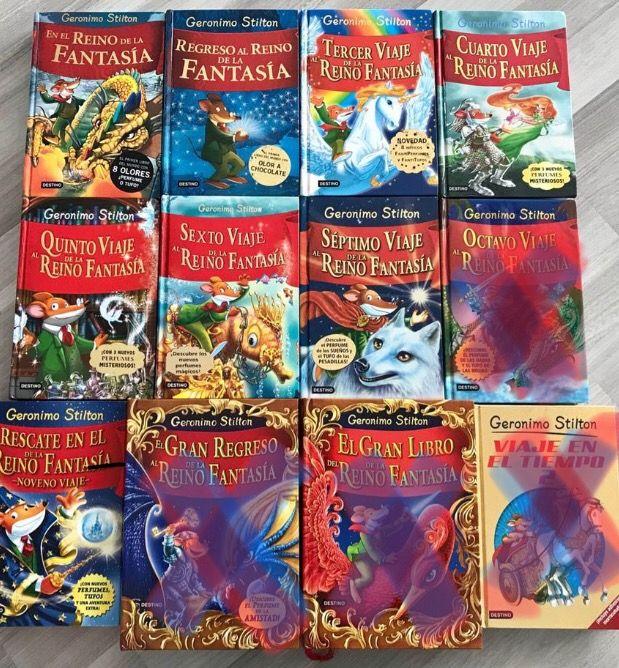 Libros Geronimo Stilton de segunda mano por 7 € en El