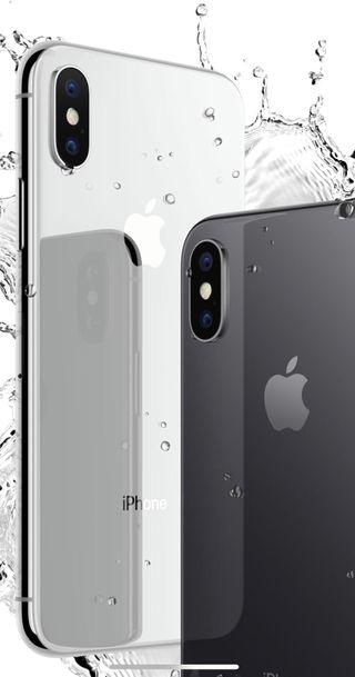 Iphone X 256 Gb Plata.