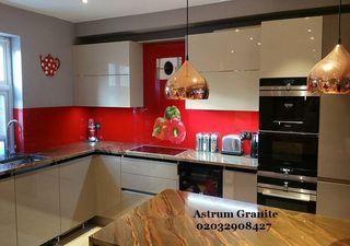 Get Best Barista Quartz Kitchen Worktop in London