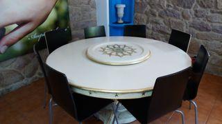 mesa. antiguedad