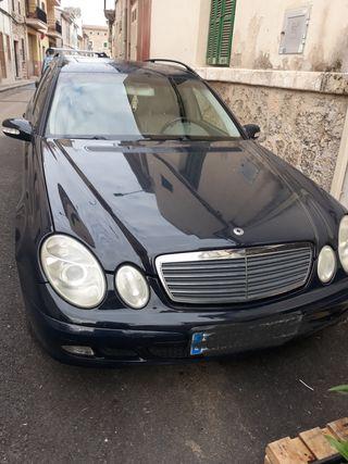 Mercedes-Benz E220 CDI automatico 2004