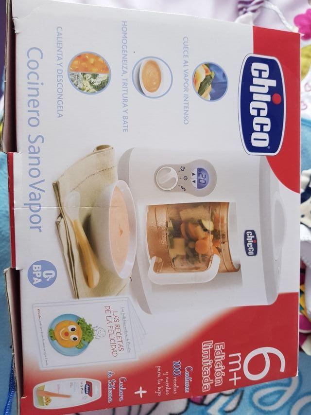 robot cocina infantil chicco