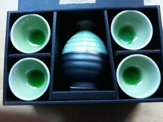 Juego para beber sake