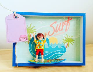 Surfista Playmobil