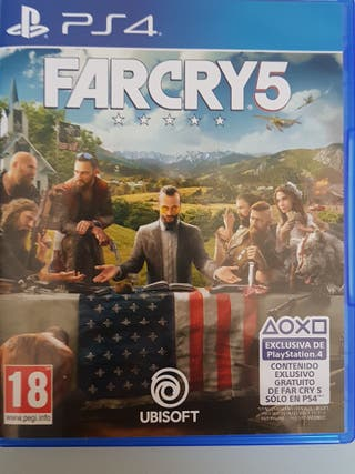 farcry5 ps4