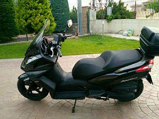 moto kinco 125 cc super dink