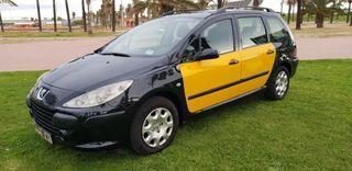 Peugeot 307 1.9 90 cv motor cambiado 140000km 2007