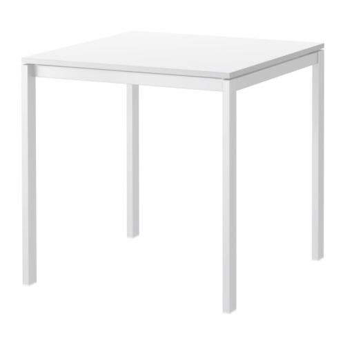 Mesa cocina Ikea melltorp de segunda mano por 15 € en Madrid - wallapop