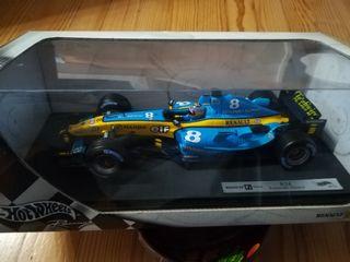 Renault R24 fernando Alonso escala 1:18