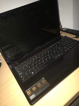 Ordenador portatil lenovo g585