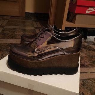 Zapatos plataforma stella mccartney