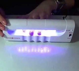 Gellack máquina de manicura y pedicura
