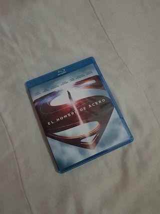 SUPERMAN // El hombre de hacero