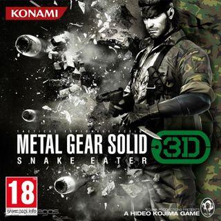 Metal gear solid 3ds