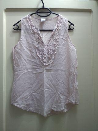 Camisa tirantes
