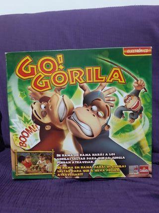 Juego Go' Gorila