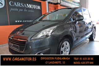 Peugeot 5008 1.6 e-HDI 7 PLAZAS 2015