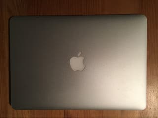 "MacBook air 13"" año 2012"