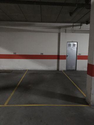 SE VENDE Plaza de garaje+trastero