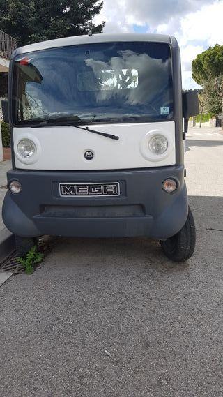 Camión electrico 100% Mega