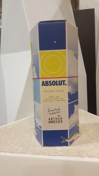 ABSOLUT ARTHUR ARBESSER