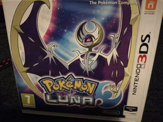 Pokemon luna 3ds