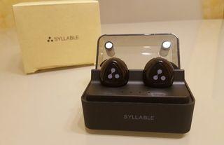 Auriculares bluetooth Syllable d900 inalámbricos