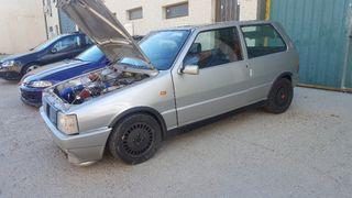fiat uno turbo 1989
