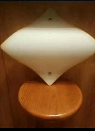 lampara plafon de pared