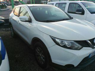OCASION Nissan Qashqai 2015 iva no incluido 4x4