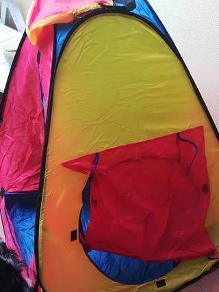 tienda de camping de ikea