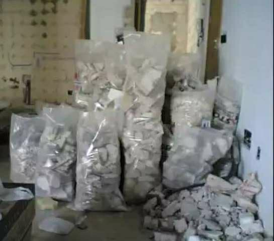 Escombros,limpiezas,portes,mudanzas,etc