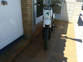 pit bike140 IMR XL