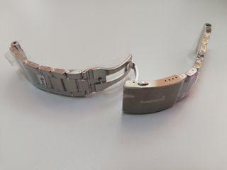 Correa pulsera garmin fenix 3 titanio