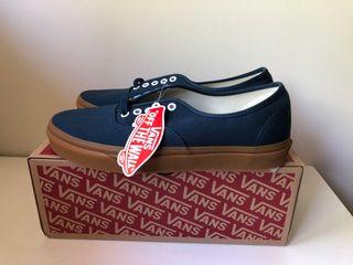 Zapatillas Vans Authentic nuevas