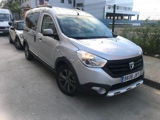 Dacia Dokker stepeway 2017 gris